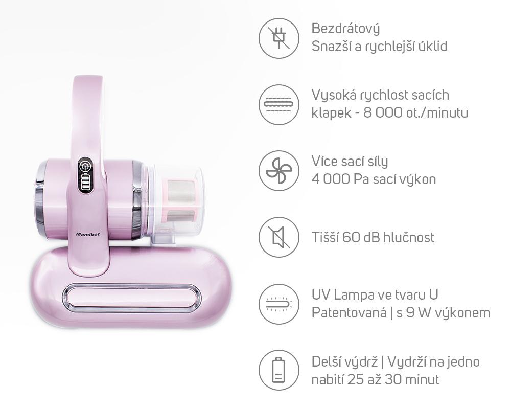 UV Lite 100 Pink